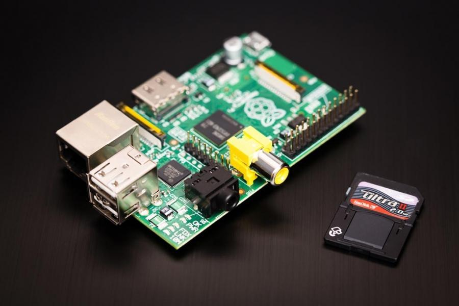 Raspberry Pi, Robotics & Game Design - Now Booking